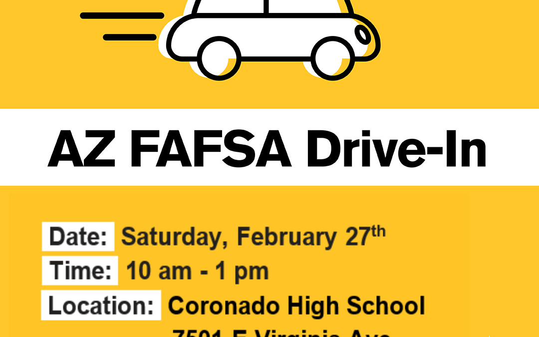 Get free help with FAFSA on February 27, 2021